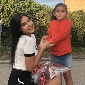 Babysitter Brussel: Donia