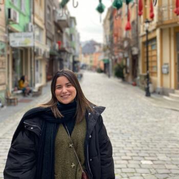 Babysitter in Valladolid: Sofia