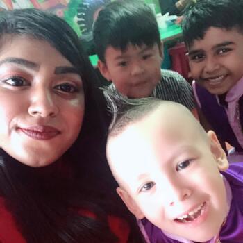 Babysitter in Iskandar Puteri: Preveena Rajendran