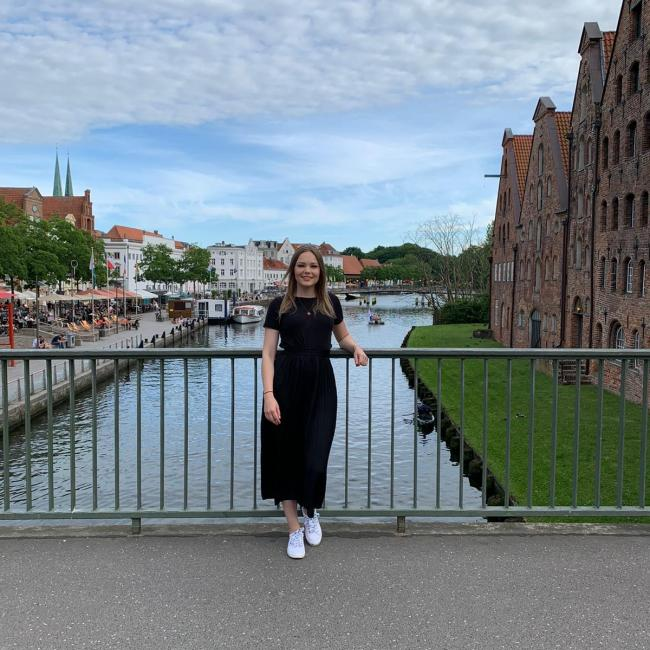 Babysitter in Hamburg: Kerstin