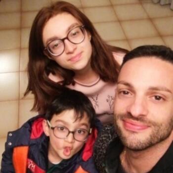 Childminder in Rome: Rosario