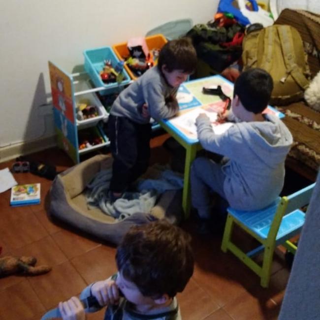 Babysitting job in La Reina: José