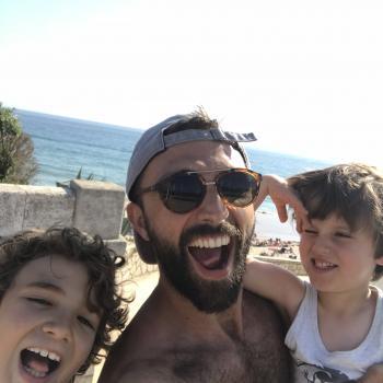 Família Oeiras: Trabalho de babysitting Hugo