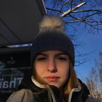 Barnvakt Nurmijärvi: Camilla