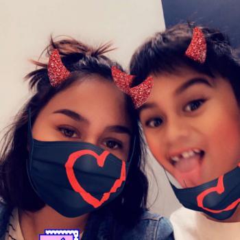 Babysitter Feilding: Sharnah