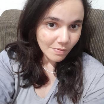 Babá Uberlândia: Jessika