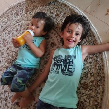 Babysitter Brussel: Ayman