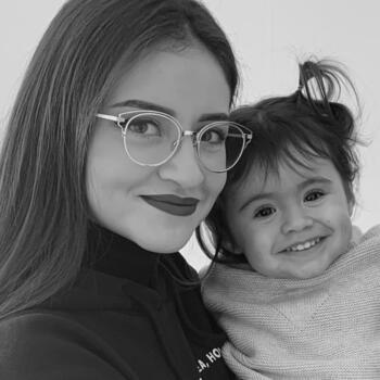 Baby-sitter Châtillon: Maria Paula