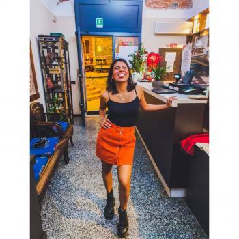 Babysitter a Genova: Alina