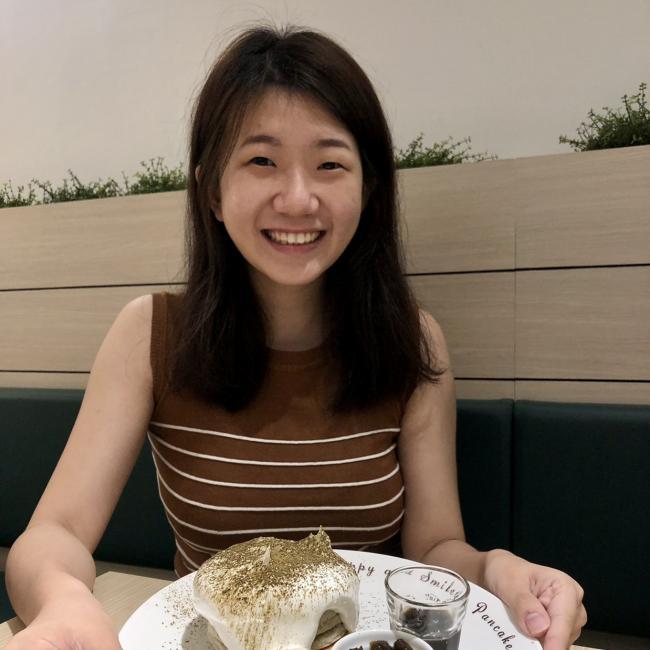 新加坡的保母: Charlyn