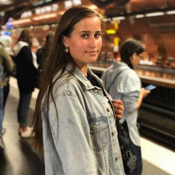 Oppas Dordrecht: Sarah