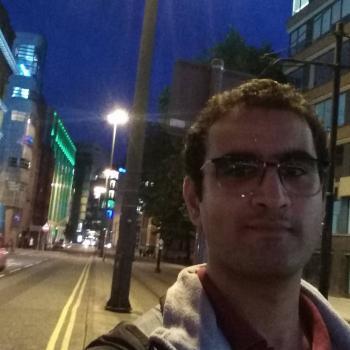 Babysitter Manchester: Muhammad