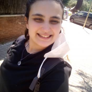 Niñera en Cerdanyola del Vallès: Gisela