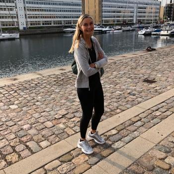 Barnepige København: Karina
