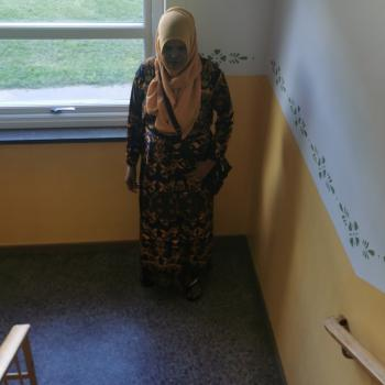 Dagmamma i Uppsala: Abdirahman