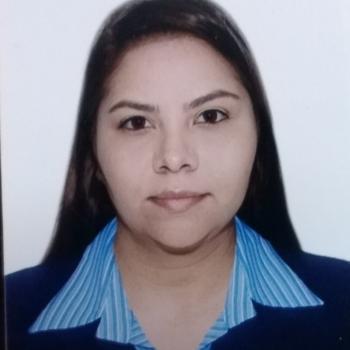 Niñera Medellín del Ariari: Estefania