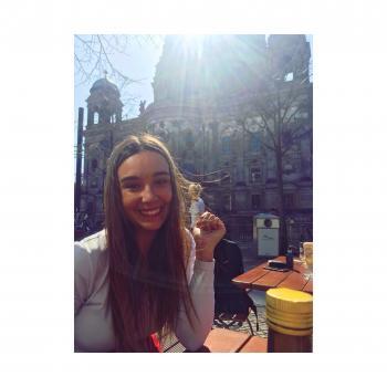 Canguro Ciudad Real: Maria