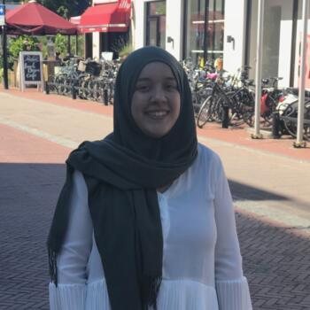 Oppas Zeist: Khadija