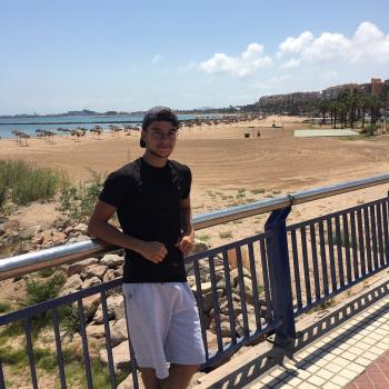 Babysitter Roux: Mohamed Amine