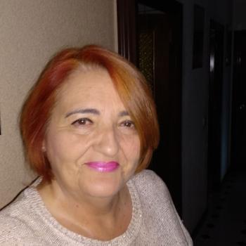 Nanny Cordova: Mary Carmen