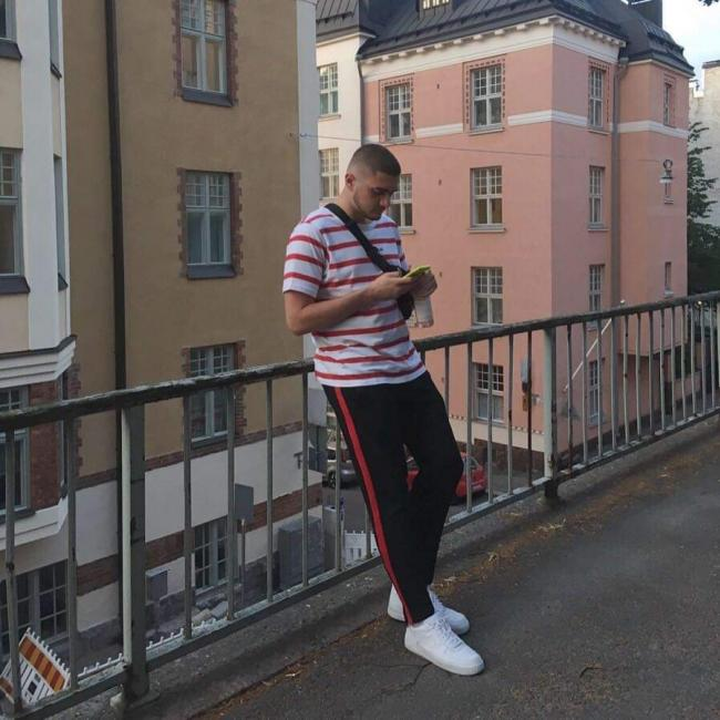 Barnvakt i Helsingfors: Nikolas