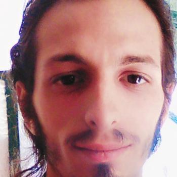 Canguro en Getafe: José
