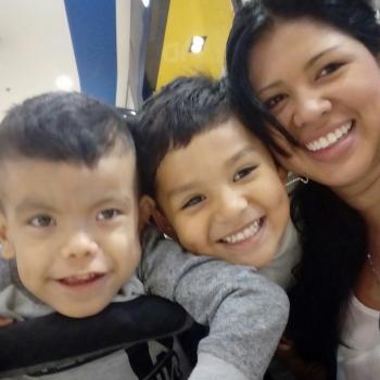 Babysitter Vitoria-Gasteiz: Viviana Pedraza