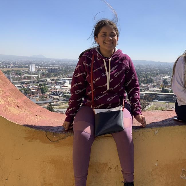 Babysitter in Los Angeles: Camila Burgos