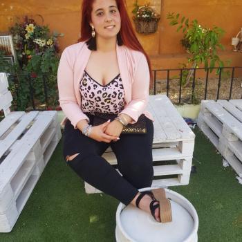 Nanny Almería: Rosa María