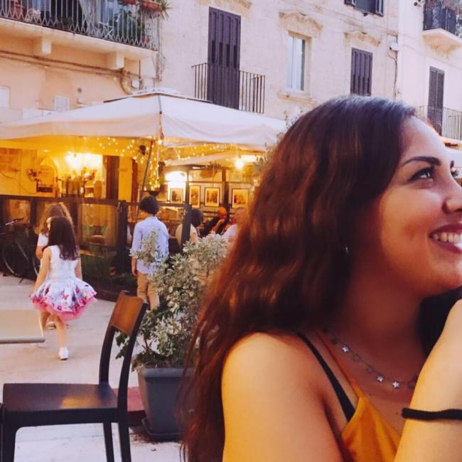 Babysitter in Bitritto: Alessia