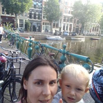 Oppaswerk Amsterdam: oppasadres Olga