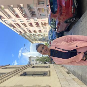 Baby-sitter in Annecy: Marina