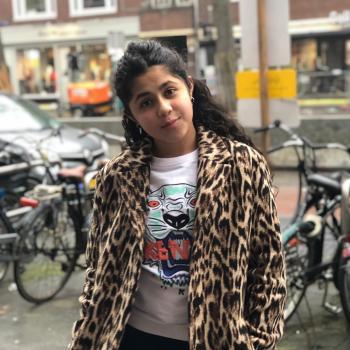 Oppas Amsterdam: Nivien