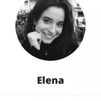 Canguro en Valencia: Elena