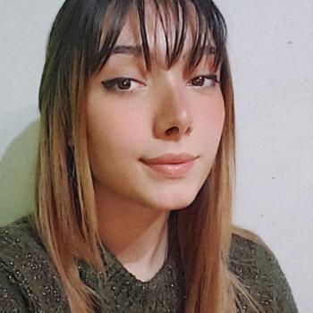 Niñera en Morón: Camila