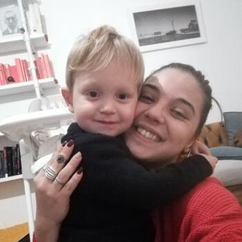 Childminder Rome: Giovanna