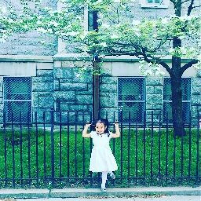 Babysitter in Baltimore: Maria