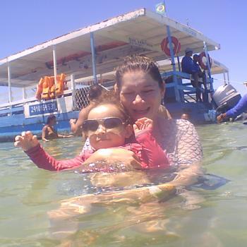 Babysitting job in Foz do Iguaçu: babysitting job Ana