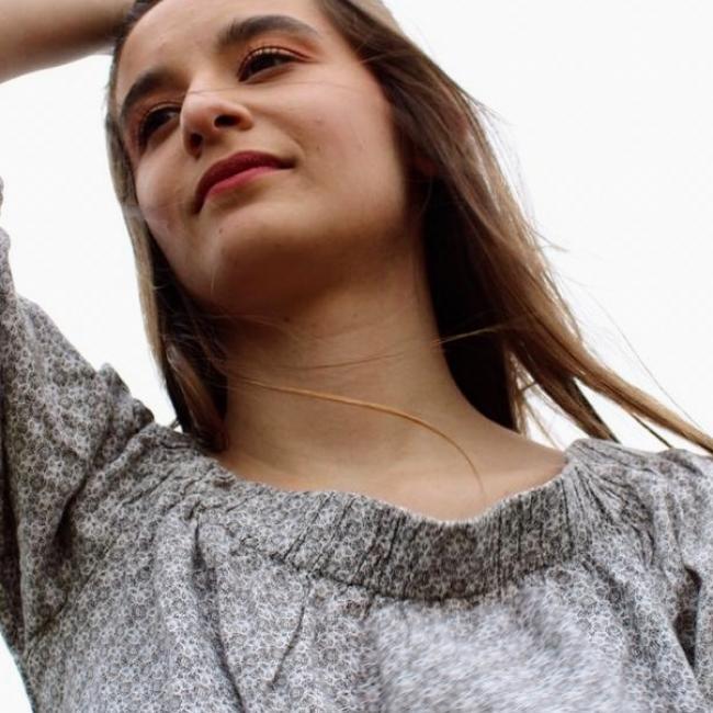 Barnvakt i Fullersta: Maia Liza