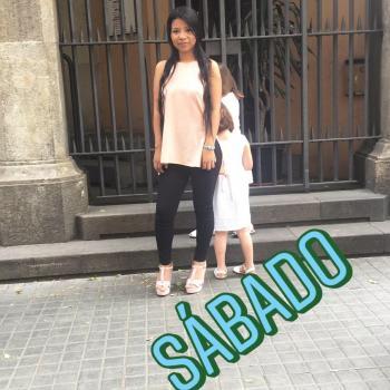 Babysitter L'Hospitalet de Llobregat: Melani