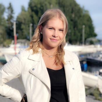 Barnvakt i Tammerfors: Salla