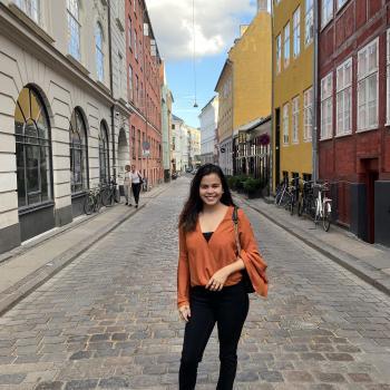 Babysitter in Copenhagen: Arpita