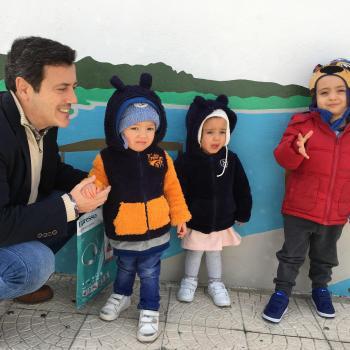 Família Lisboa: Trabalho de babysitting Francisca