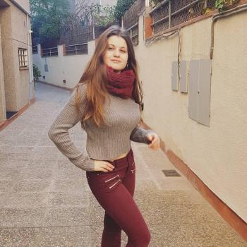 Babysitter in Barcelona: Mireia