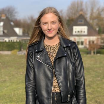 Oppas Hoofddorp: Jenell