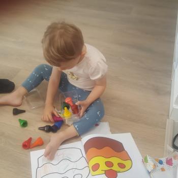Babysitting job in Środa Śląska: babysitting job Marta