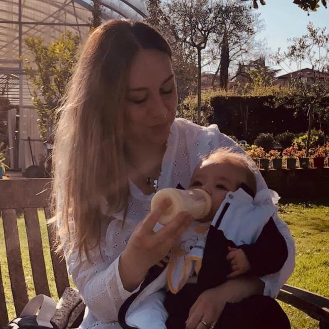Lavoro per babysitter a Roma: Renata