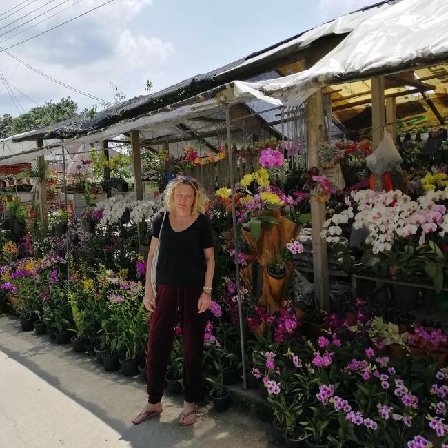 Babysitter in Kuala Lumpur: Dina