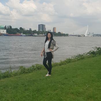 Oppas Rotterdam: Biserka