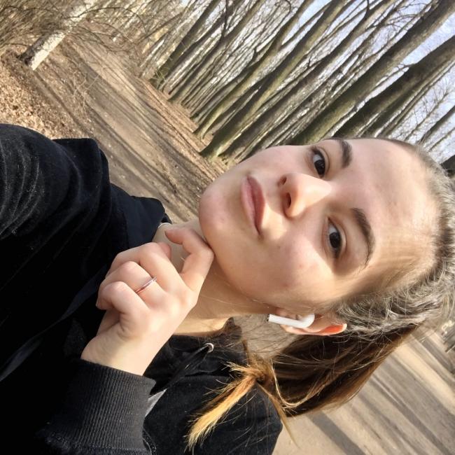 Babysitter in Leonia (New Jersey): Александра
